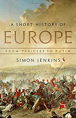 Image of A Short History of Europe: From Pericles to Putin