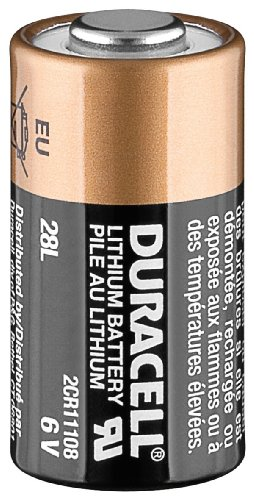 Foto Batterie Duracell Typ PX28L 1er Pack, Lithium, 6V