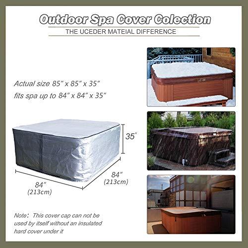 hot tub Cover Cap 84