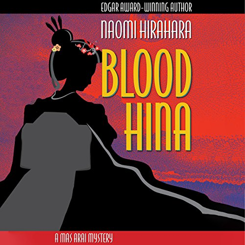 Blood Hina audiobook cover art
