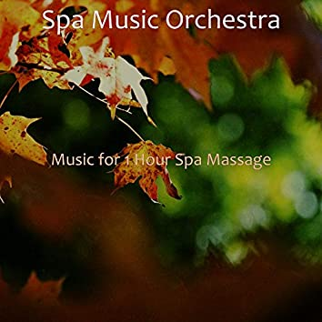 Music for 1 Hour Spa Massage