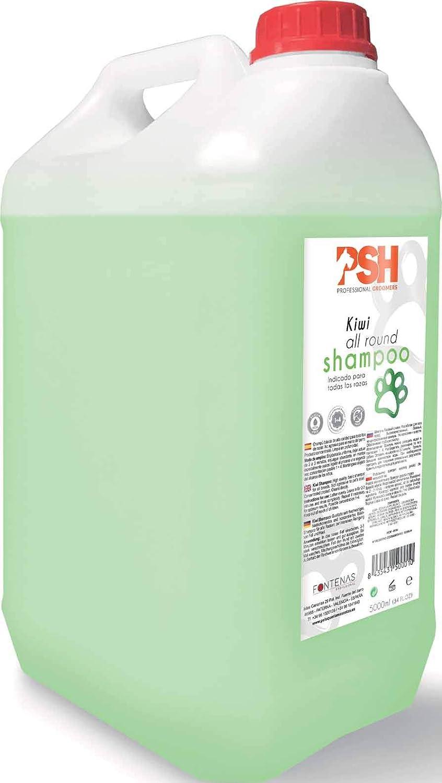 Champú básico para perros de kiwi PSH 5 litros verde