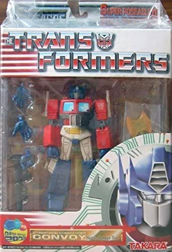 disfrutando de sus compras Transformers Cybertron Commander Convoy Battle Damage Version by by by Transformers  ventas calientes