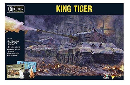 Warlord Games Bolt Action King Tiger