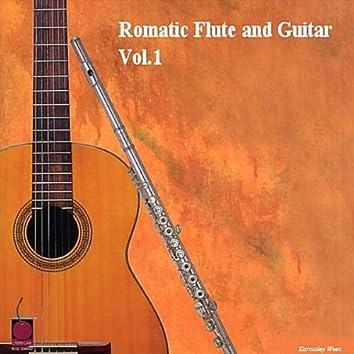 Romantic Flute and Guitar, Vol.1