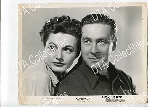 MOVIE PHOTO: LAWLESS VALLEY-GEORGE O'BRIEN-8X10-PROMO STILL-1947 G