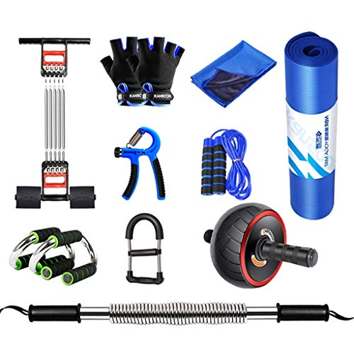 Affordable ZJⓇ Fitness Equipment Fitness Equipment, Home Multi-Function Training Set 5 Sets Option...