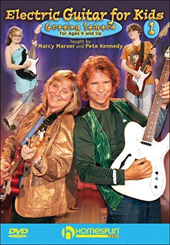 Hal Leonard Electric Guitar For Kids DVD