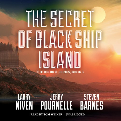 The Secret of Black Ship Island audiobook cover art