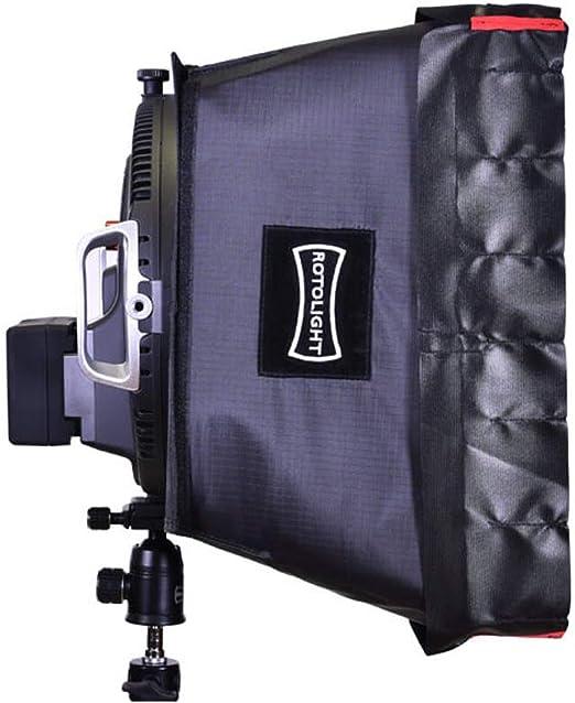 Rotolight Aeos Softbox Kit Schwarz Kamera