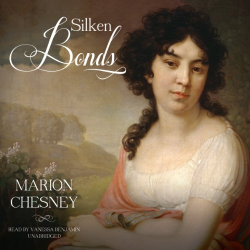 Silken Bonds audiobook cover art
