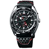 Seiko Mens Prospex Prospex GMT Analog Business Kinetic Watch (Imported) SUN049P2