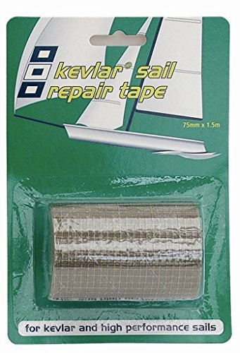 PSP Marine Tapes - Cinta de Kevlar (75 mm x 1,5 m)
