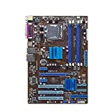 Newwiee P5P41D Fit for LGA 775 DDR2 Placa Base para Juegos Placa Base Intel G41 USB2.0 SATA2 Placa Base de Escritorio Accesorios de computadora