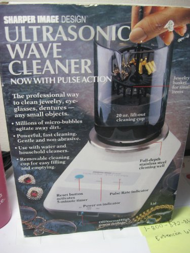Ultrasonic Wave Cleaner