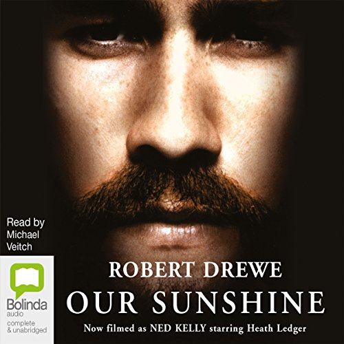 Our Sunshine audiobook cover art
