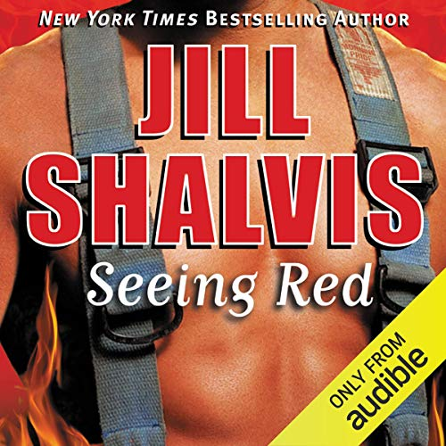 Seeing Red audiobook cover art