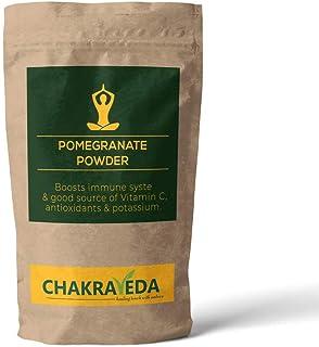 Natuurlijke Anar/Granaatappelschilpoeder Punica Granatum 100 gram Helpt bij het kweken van Natuurlijk haar & hoofdhuidrepa...