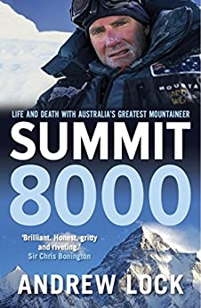 Summit 8000 by [Andrew Lock]