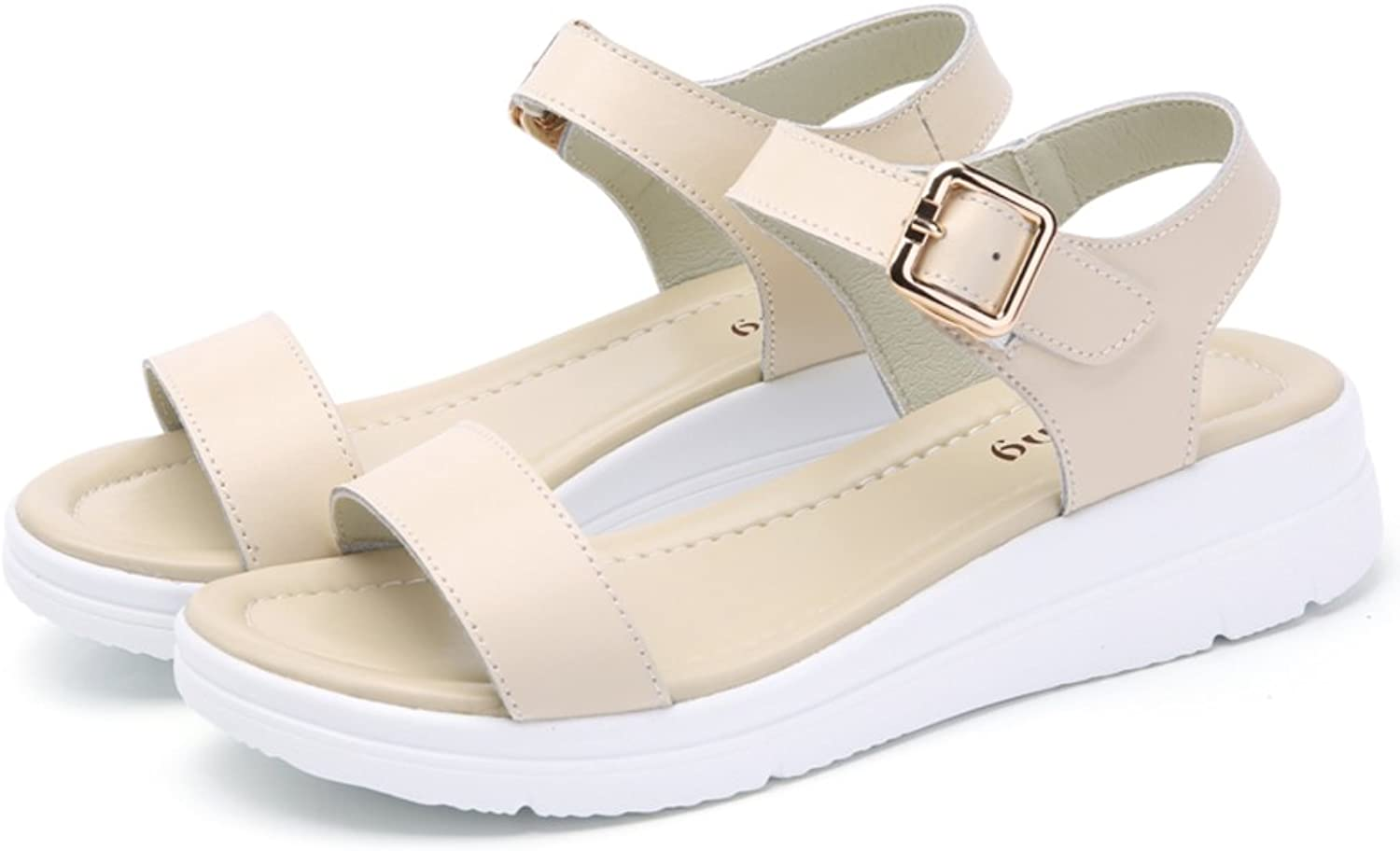MET RXL Summer,Flat,Kitten Heels Lady,A Word with,Wedges,Casual Sandals