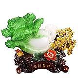 Ornamento de Escritorio Jade citrino col Lucky Decoración Bonsai dinero de Feng Shui árbol positividad y la memoria Mejora Inicio ilustraciones es adecuado tienda de regalos de apertura artesanías dec