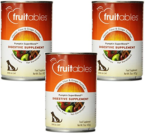 Top 10 best selling list for fruitables digestive supplement for dogs