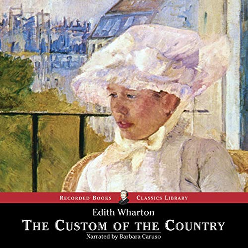 The Custom of the Country copertina