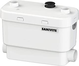 Saniflo SANIVITE Gray Heavy Duty Water basement bathroom pump