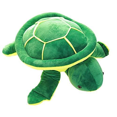 Zhyaj Schildkröte, Bequeme Plüschpuppe, Niedliche Spielzeuge und Accessoires Sind Mit Plüsch gefüllt. PP-Baumwolle 20~90 cm Kann Als Geschenk Oder Spielzeug Verwendet Werden,70cm