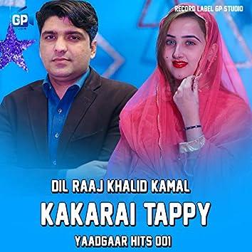 Kakarai Tappy Yaad Gaar Hits (feat. Waqas Khan)