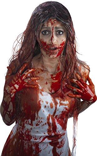 Smiffys Unisex Fake-Blut Flasche, 3,78 Liter, Rot, 44722