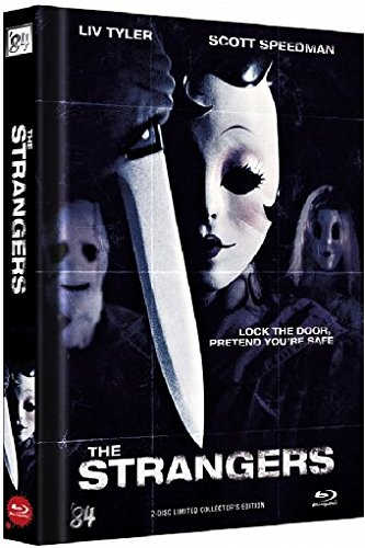 The Strangers - Uncut/Mediabook (+ DVD) [Blu-ray] [Limited Collector's Edition]