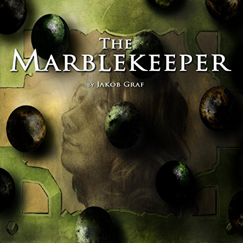 The Marblekeeper audiobook cover art