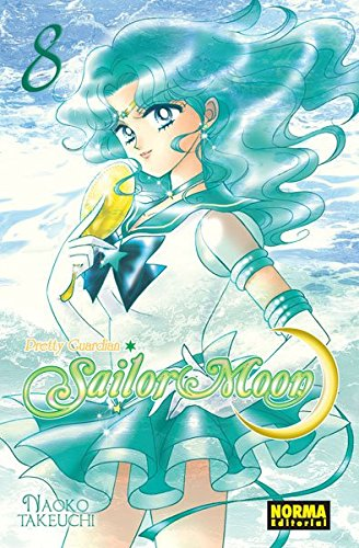 SAILOR MOON 08 (CÓMIC MANGA)