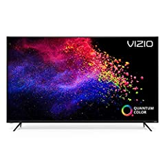 Quantum color: delivers up to 80% more Color than standard 4K TVs Ultra bright 600: delivers detailed highlights at up to 600 nits of brightness 90 local dimming zones: allows for deep black levels with stunning depth and contrast Dolby Vision HDR: C...