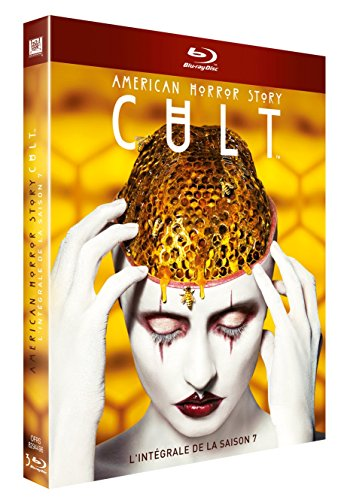 American Horror Story : Cult-L'intégrale de la Saison 7 [Blu-Ray]