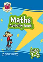 New Maths Activity Book for Ages 7-8