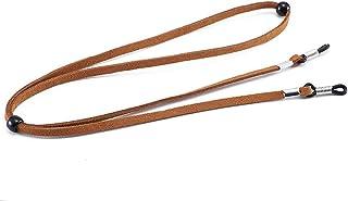 Ba30DEllylelly Lunettes sangle cou cordon lunettes de soleil r¨¦glables lunettes corde porte-lani¨¨re anti-d¨¦rapant sangl...