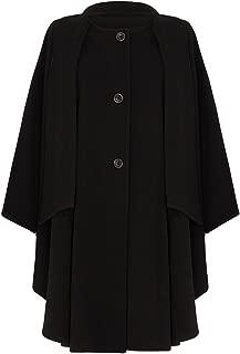 Best cashmere cape coat Reviews
