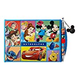 Disney World of Disney Autograph Book and Photo Album with Pen
