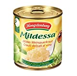 HENGSTENBERG Mildessa chucrut lata 300 gr