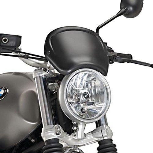 Windschild Sport für BMW R NineT Scrambler 16-19 schwarz matt Puig 9252j