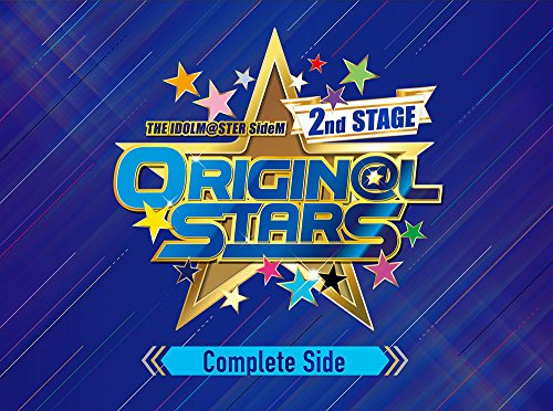 THE IDOLM@STER SideM 2nd STAGE ~ORIGIN@L STARS~ Live Blu-ray (Complete Side) [Blu-ray]/