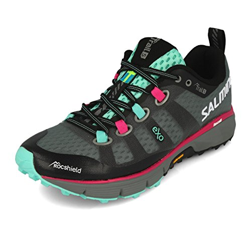 Salming Trail 5 Shoe Women Grey Black 38
