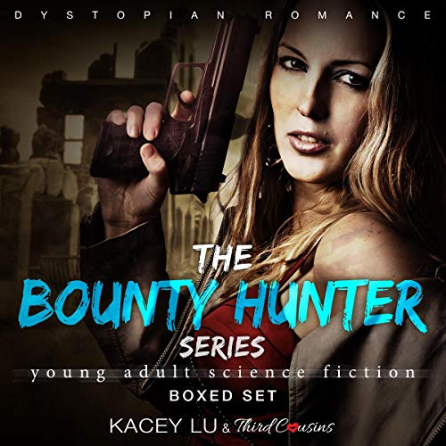 The Bounty Hunter Series: Boxed Set audiobook cover art