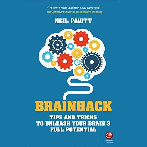 Brainhack audiobook cover art