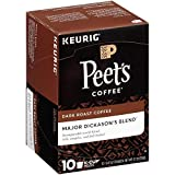 Peet's Coffee Major Dickason Blend Single Cup Coffee for Keurig K-Cup Brewers 120 count ,Peet-sh4f