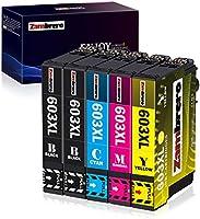 Zambrero 603XL Cartucce Sostituzione per Epson 603 Cartucce, Compatibile per Epson Expression Home XP-2100 XP-4100...