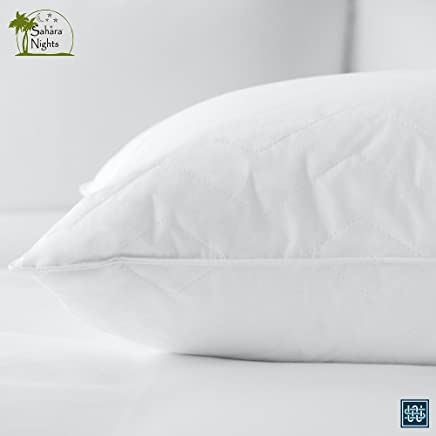 Sahara Nights Pillow: Best Pillow for Back and Stomach Sleepers -Hotel & Resort Quality