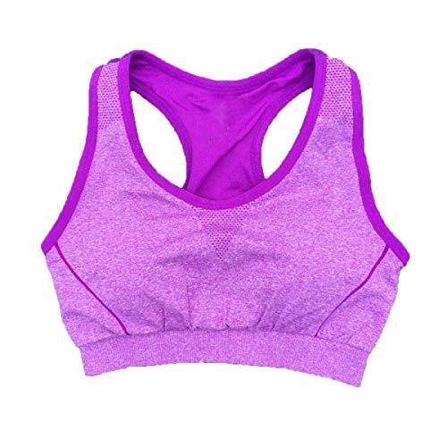 BH Fitness Yoga Fitness Loop Shock ondergoed BH Elegante Fashion effen kleuren ademend sneldrogend gezellig Underwear Bralette
